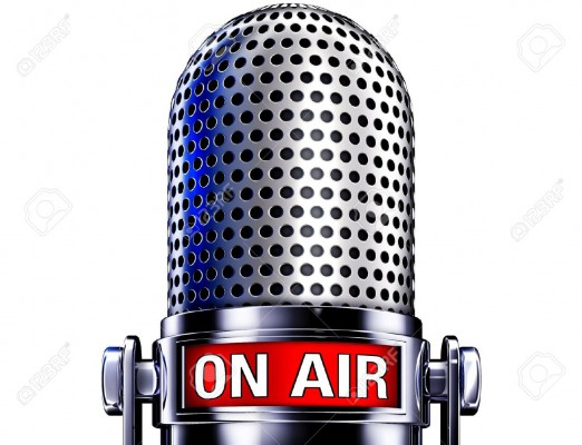 20955212-on-air-microphone-Stock-Photo-radio-interview-studio